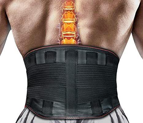 lower back posture corrector