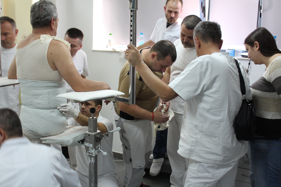 Courses for Prosthetics and Orthotics