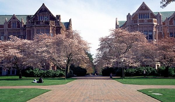 •	University of Washington